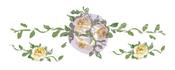"Large Yellow Rose, 18.5""X6.5"" - Prima Marketing Dresser Ups Transfer"