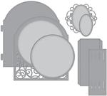 Grand Dome 3D Card - Spellbinders Shapeabilities Dies