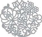 Floral Mandala - Spellbinders Shapeabilities Dies