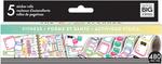 Fitness - Happy Planner Sticker Roll