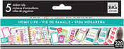 Home Life - Happy Planner Sticker Roll