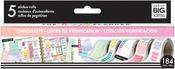 Checklist - Happy Planner Sticker Roll