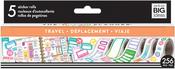 Travel - Happy Planner Sticker Roll