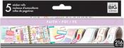 Faith/Gratitude - Happy Planner Sticker Roll