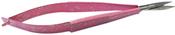 Elizabeth Crafts Pink Glitter Fine Pointed Scissors