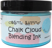 Blue Lagoon - Cosmic Shimmer Chalk Cloud