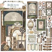 Noteworthy Embellishments - Once Upon a Lifetime - Bo Bunny
