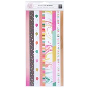 Confetti Wishes Washi Book - Pink Paislee
