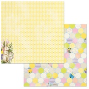Fun Paper - Cottontail - Bo Bunny