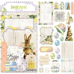 Cottontail Noteworthy - Bo Bunny - PRE ORDER