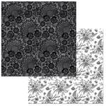 Lace Paper - Black Tie Affair - Bo Bunny