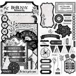 Black Tie Affair Noteworthy - Bo Bunny - PRE ORDER