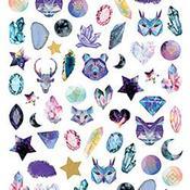 Stargazer - Paper House Life Organized Micro Stickers