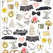 Wedding Day - Paper House Life Organized Micro Stickers