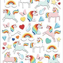 Unicorns - Paper House Life Organized Micro Stickers