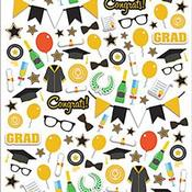 Graduation - Paper House Life Organized Micro Stickers