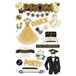 Prom - Paper House 3D Stickers