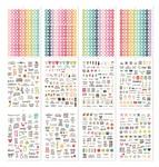 A5 Sticker Tablet - Calendar - Simple Stories
