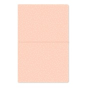 Blush Speckle Travelers Notebook - Simple Stories