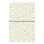 Cream Dot Travelers Notebook - Simple Stories