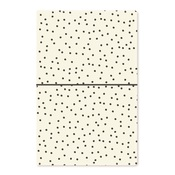 Cream Dot Travelers Notebook - Simple Stories