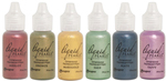 Liquid Pearls Dimensional Pearlescent Paint, Set of 6