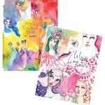 Washi Girls Jane Davenport Washi Sheets