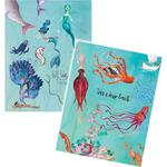 Washi Mermaids Jane Davenport Washi Sheets