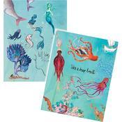 Washi Mermaids Jane Davenport Washi Sheets