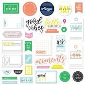 The Mix No 2 Cardstock Die-Cuts - Pinkfresh