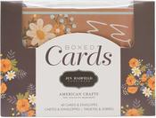 "Jen Hadfield Simple Life - Pebbles A2 Cards W/Envelopes (4.375""X5.75"") 40/Box"
