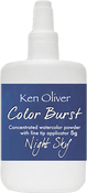 Night Sky - Ken Oliver Color Burst Powder 6gm
