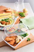 Fresh Easy Lunch W/Divider 1L