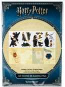 Harry Potter A5 Scene Building Pad 32 Sheets