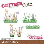 """Spring Meadow 3.1""""X.7"""" - CottageCutz Die"""