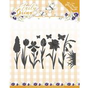 Spring Flowers & Butterflies - Find It Trading Precious Marieke Early Spring Die
