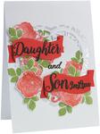 Daughter - Tonic Studios Essentials Miniature Moments Sentiment Die