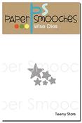 Tenny Stars - Paper Smooches Dies