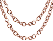 "Copper 18"" - Tim Holtz Assemblage Metal Chain"