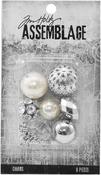 Bauble Mix - Tim Holtz Assemblage Charms 8/Pkg