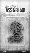 Gears/Cogs - Tim Holtz Assemblage Links 10/Pkg