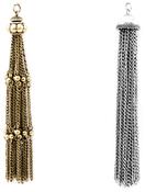 Large Tassels - Tim Holtz Assemblage Charms 2/Pkg