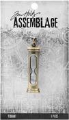 Hourglass - Tim Holtz Assemblage Pendant