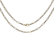 "Brass 18"" - Tim Holtz Assemblage Metal Chain"