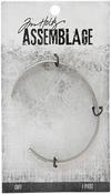 Ruler - Tim Holtz Assemblage Cuff Bracelet