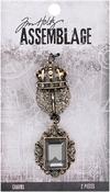 Regal - Tim Holtz Assemblage Charms 2/Pkg