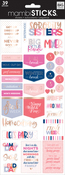Big Little Reveal - Me & My Big Ideas Specialty Stickers