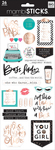 Boss Babe - Me & My Big Ideas Specialty Stickers
