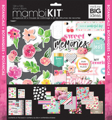 "Botanicals - Me & My Big Ideas Page Kit 12""X12"""