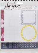Peony - Heidi Swapp Storyline2 Journaling Stickers